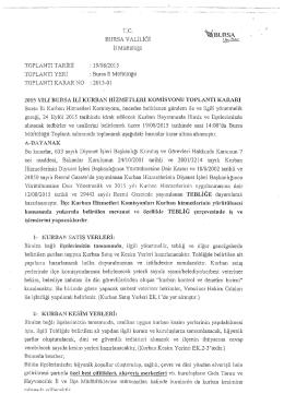 *alana - Bursa İl Milli Eğitim Müdürlüğü