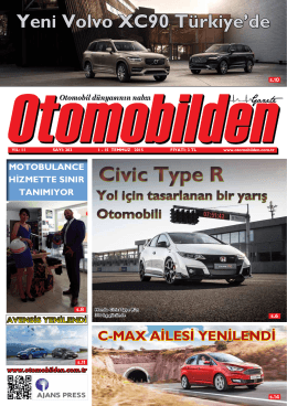 Civic Type R Civic Type R - ticariden,ticari araç,kampanya,lansman