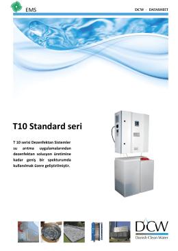 T10 Standard seri