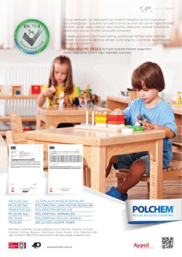PDF İndir - Aypol Solvent ve Kimya