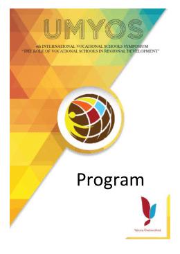 Genel Program