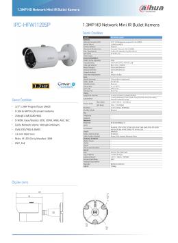 IPC-HFW1120SP