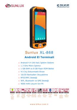 Sunlux XL-868