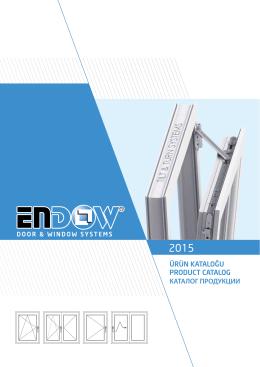 каталог 2015 - ENDOW Çift Açılım Sistemleri