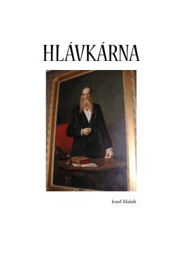 Josef Mašek - HLÁVKÁRNA ()