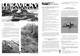 Lukavický zpravodaj 2014/04