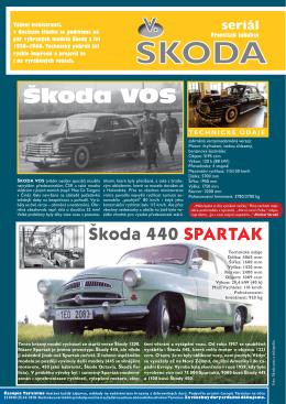 Škoda VOS - Tarsicius