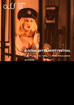 Plakát AFF 2015