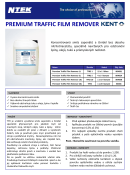 premium traffic film remover - N-tek