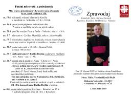 Charišáček č.2 2015 - Farní charita Katovice