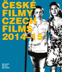 Katalog 2014-15 - Czech Film Center
