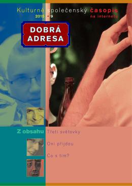 prohlížet - Dobrá adresa
