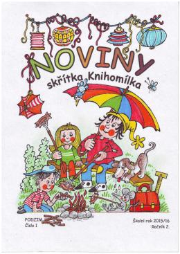 Podzim/2015 - Knihovna Petra Bezruče v Opavě