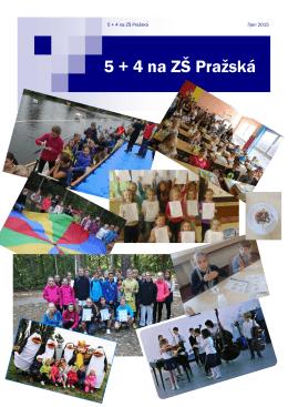 Říjnové vydání - ZŠ a MŠ Pražská Znojmo