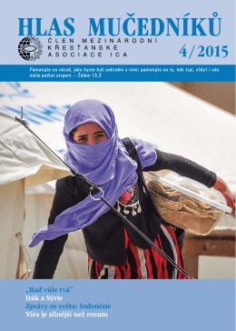 4 / 2015 - Hlas mučedníků
