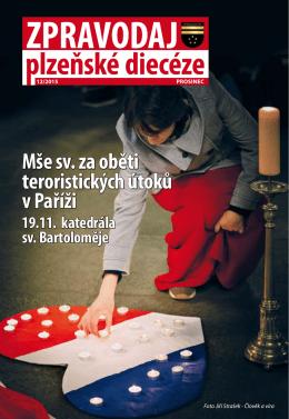 prosinec - Plzeňská diecéze