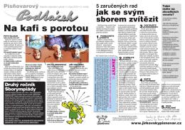 Podtácek - sobota ()