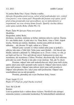 3.5. kázání L. Ridzoňové Potkat Filipa Sk 8,26-40