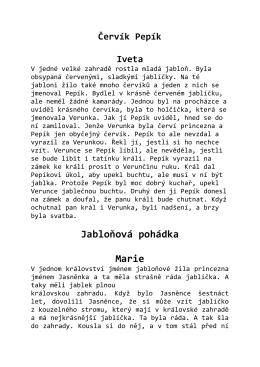 Červík Pepík - webalias.cz