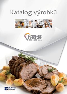 Katalog Nestlé Professional 2015