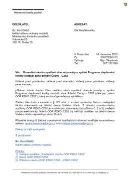 Dopis OOP CZ02