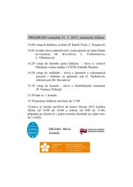 Zásmuky - Dopis nevinnému 21.2.2015.pub