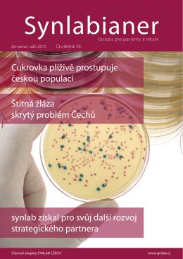 Štítná žláza skrytý problém Čechů Cukrovka plíživě
