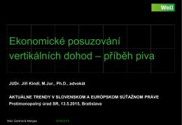 Presentation Title - Protimonopolný úrad SR