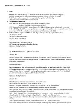 Setkání rodičů a zástupců školy 16. 3. 2015 1. Půda Rekonstrukce