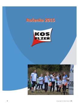 Ročenka 2015 - KOS Slavia Plzeň