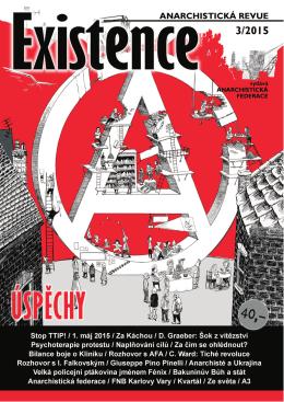 Existence - Anarchistická federace
