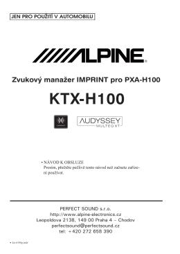 KTX-H100 - Web