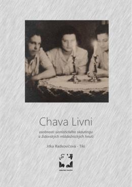 Chava Livni (Eva Fürstová)