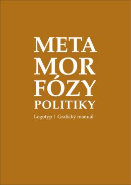 Logotyp | Grafický manuál