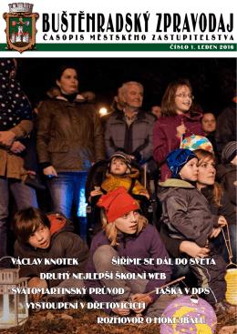 Buštěhradský zpravodaj č. 1/2016