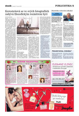 Deník - eco salon rolland