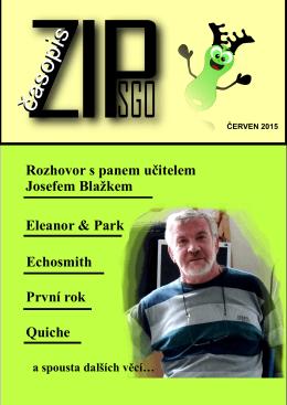7. číslo - Slezské gymnázium Opava
