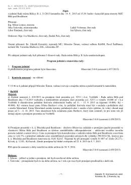 RM 31-14.9.2015-zápis –WEB