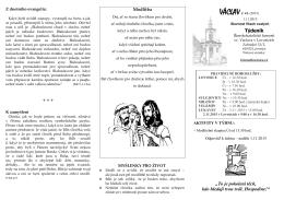 Z evangelia 29