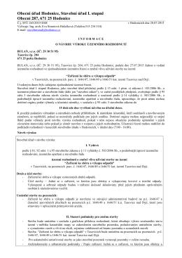 návrh výroku -sběr a avýkup odpadů-Bulan Tasovice