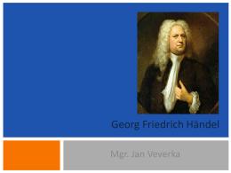 13 G. F. Händel