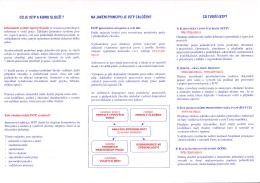 Základní informace k ISTP