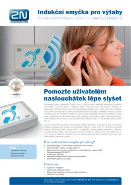 Pomozte uživatelům naslouchátek lépe slyšet