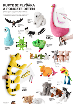 2015 w44 Soft Toys CZ | Editor | IKEA Traffic ads