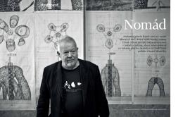 nomád 2015 - Huť architektury Martin Rajniš