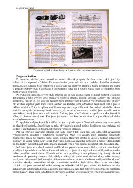 Jak jsem psal knihu - 2.část - Turbíny pro Luftwaffe – Web