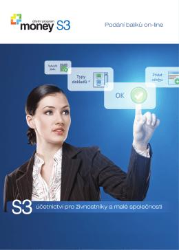 Podání balíků on-line - Cígler software, a.s.