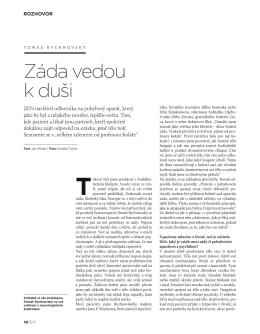 ZEN_9-14, Tomáš Rychnovský