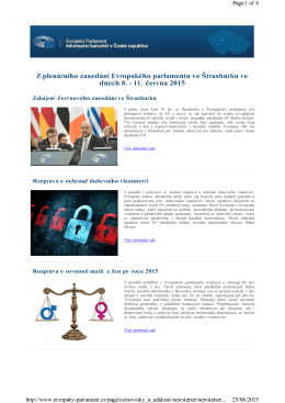 Newsletter červen 2015(pdf371KB)