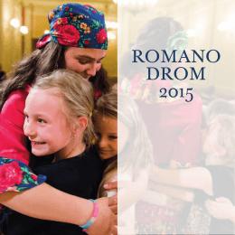 Publikace o letošním ročníku projektu Romano drom ke stažení zde